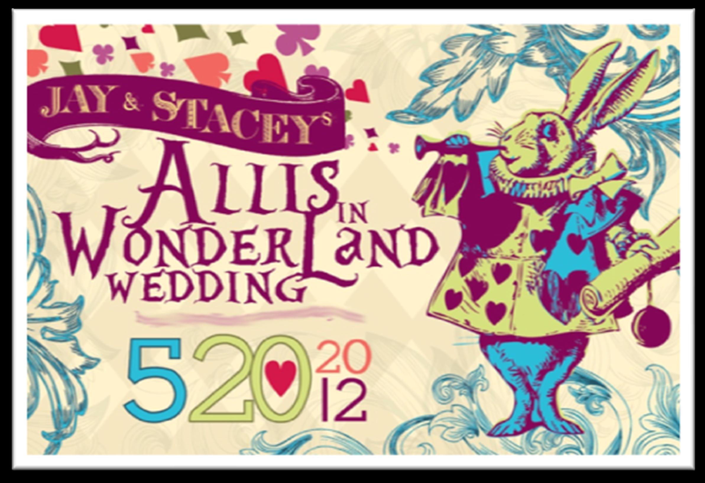 Wedding Wonderland…Part 1   WedEclectic