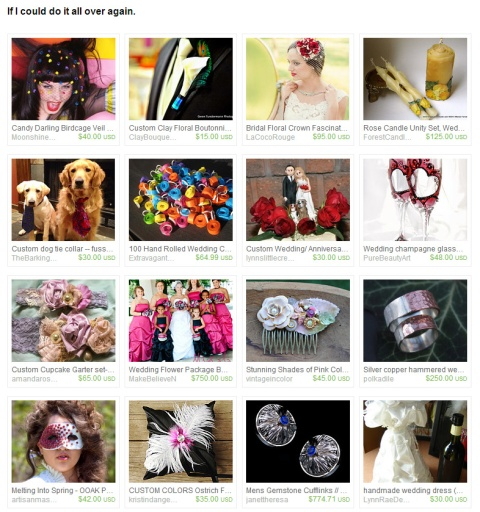 If I could do it all over again. by Keri O Hara on Etsy