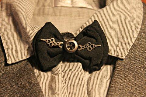 7 bow tie