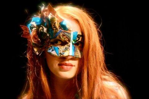 wed eceltic mask
