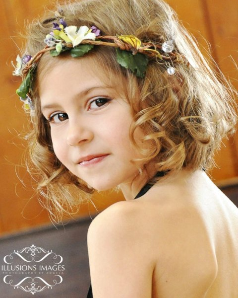 Flowe rGirl Crown