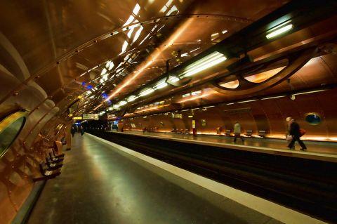 Line 11 Arts et Métier