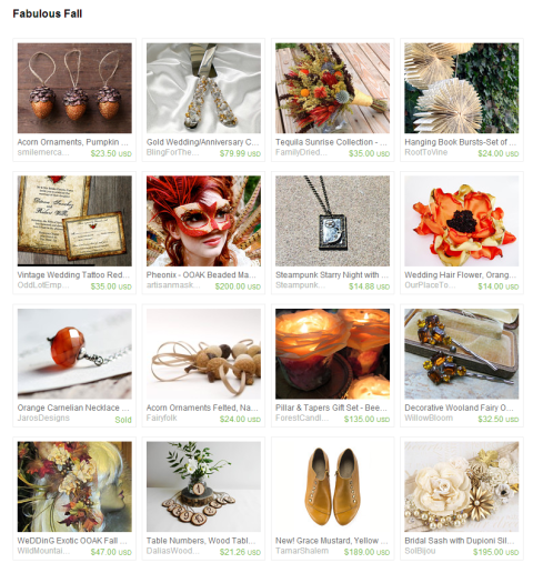 Fabulous Fall by Keri O Hara on Etsy