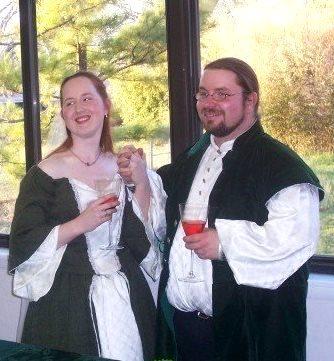Leah and John wedding